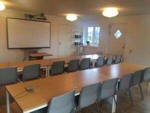 Det nye mødelokale